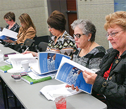 Practice managers, clinicians and office staff will benefit from hands-on practical sessions and informative panel discussions at this year's Annual Meeting.