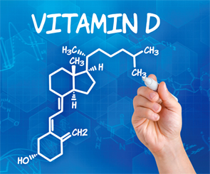 Vitamin D plays a role in bone health and the possible development of osteoporosis and other bone conditions.