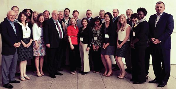 Partners in Rheumatology: Leadership Summit attendees.