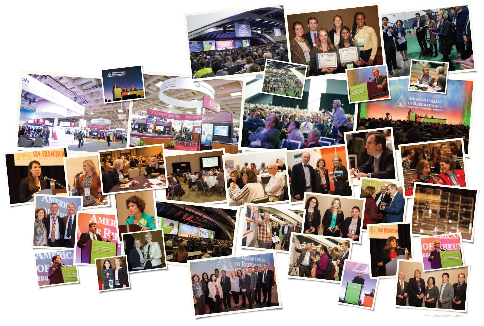 2015 ACR/ARHP Annual Meeting in Photos - The Rheumatologist