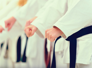 No matter how far you get in karate or in life, you are always a student.