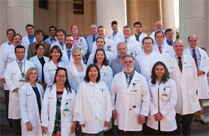 Faculty and fellows in the Division of Clinical Immunology and Rheumatology and the Division of Pediatric Rheumatology at the University of Alabama at Birmingham.