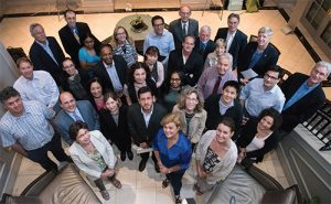 Attendees of the Rheumatology Research Foundation's 2016 Investigators' Meeting