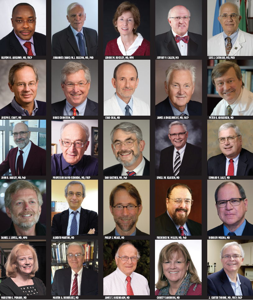 2016 ACR Distinguished Fellows Award Winners Discuss Early Career