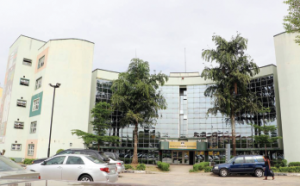 Glasshouse College, Lagos State University Teaching Hospital, where Femi O. Adelowo, FRCP, MACR, is professor of medicine and a consultant rheumatologist.