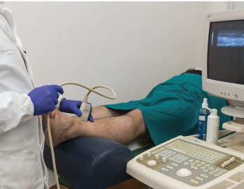 A new study shows that ultrasound can be useful in discriminating gout from non-gout.
