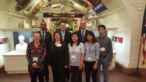 Dr. Ott and colleagues