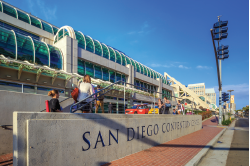 The 2017 ACR/ARHP Annual Meeting will be held in San Diego in November.