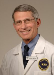 Anthony S. Fauci, MD (NIAID)
