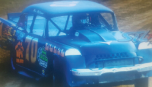 Another of Mr. McClintock's race cars.