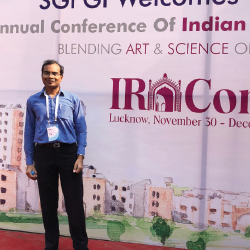 Dr. Bhatt attended the 33rd Annual Conference of the Indian Rheumatology Association, hosted by the Sanjay Gandhi Postgraduate Institute of Medical Sciences in Lucknow, India.
