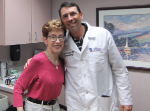Sarah Troxell and Eric Gowing, MD