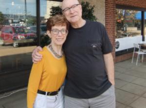 Sarah Troxell and David Romond, MD