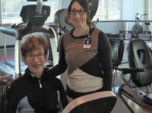 Sarah Troxell and Jennifer Billodeaux, MPT
