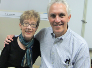 Sarah Troxell and John Heiner, MD