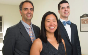 Connie Y. Chang, MD, and research team