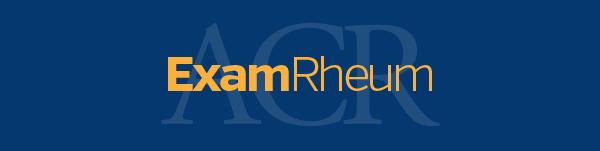 ACR ExamRheum