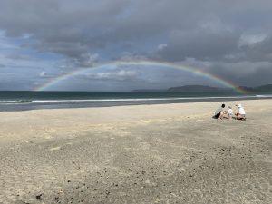 Dr. Robinson's rainbow