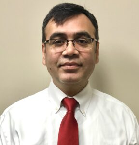 headshot of Mohammad Kamran