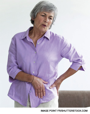 The remarkable nature of these case studies is that 'hip pain was not a prominent feature,' Dr. Bunning says.