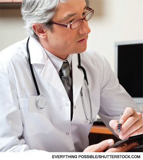 Transforming how clinicians record & understand clinical information
