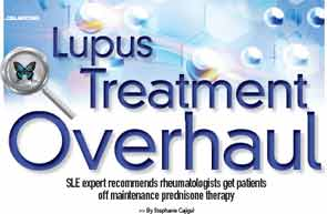 Lupus Treatment Overhaul