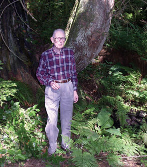 Now retired, Dr. Sharp spends his days relaxing at his home on Bainbridge Island, although he remains active in the rheumatology community.