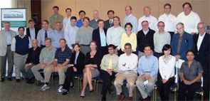 Attendees of the Within Our Reach Investigators' Meeting.
