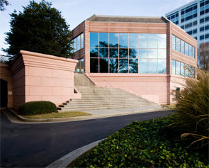 The new ACR office building is located in the Buckhead neighborhood of Atlanta.