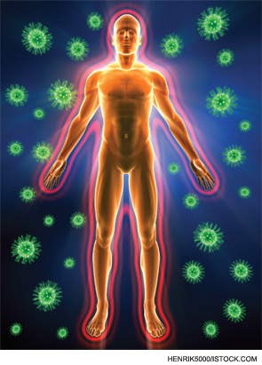 The immune system faces danger from many fronts—and the dangers to the healthcare system are just as numerous.