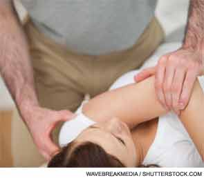 Therapy for shoulder pain.