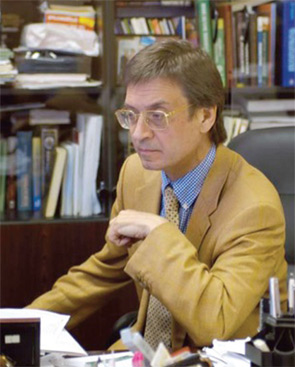 Evgeny Nasonov, MD, PhD, DMSci, director of the State Institute of Rheumatology of the Russian Academy of Medical Sciences.